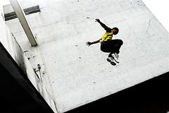 Forward Drop Jump