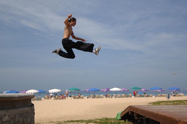 Running Jump 2